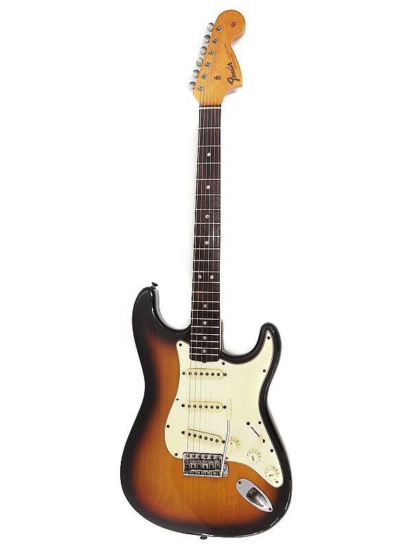 �yFenderUSA�z�y�H�[�����e�ρz�t�F���_�[USA�w�G���L�M�^�[�xStratocaster 1966�N�� 1�T�ԕۏy���Áz