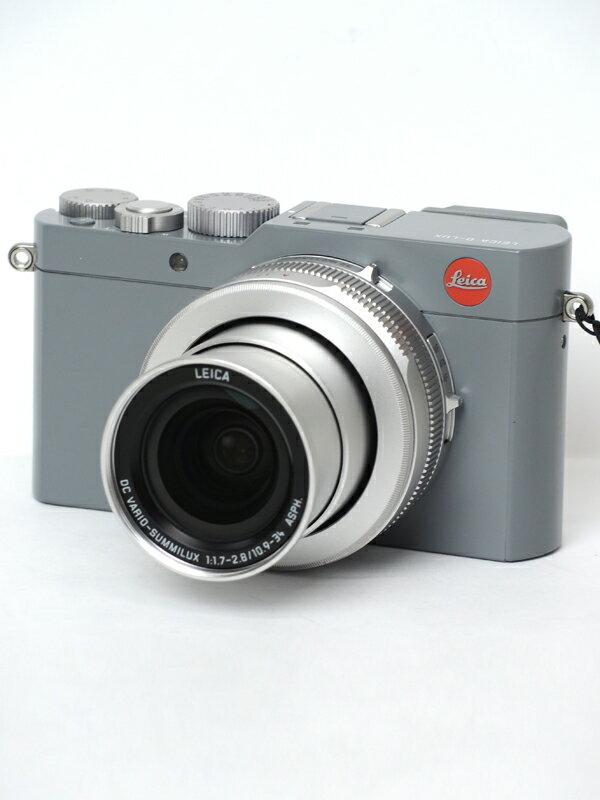 �yLeica�z���C�J�wD-LUX Typ 109�x18476 �\���b�h�O���[ 1280����f 24-75mm���� 4K���� �R���p�N�g�f�W�^���J���� 1�T�ԕۏy���Áz