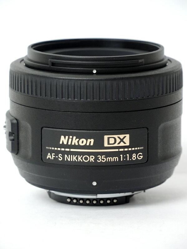 �yNikon�z�j�R���wAF-S DX NIKKOR 35mm f/1.8G�xAFSDX3518G 52.5mm���� �f�W�^�����t�J�����p�����Y 1�T�ԕۏy���Áz