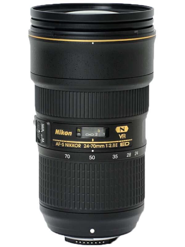 �yNikon�z�j�R���wAF-S NIKKOR 24-70mm f/2.8E ED VR�xAFSVR24-70E FX�t�H�[�}�b�g �f�W�^�����t�J�����p�����Y 1�T�ԕۏy���Áz