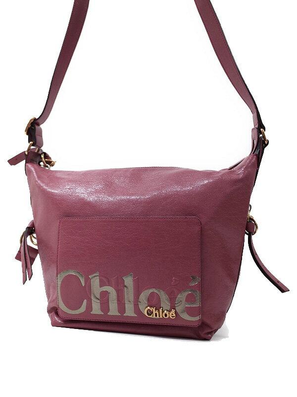 【Chloe】クロエ『エクリプス ショルダーバッグ』8AS524 レディース 1週間保証【中古】