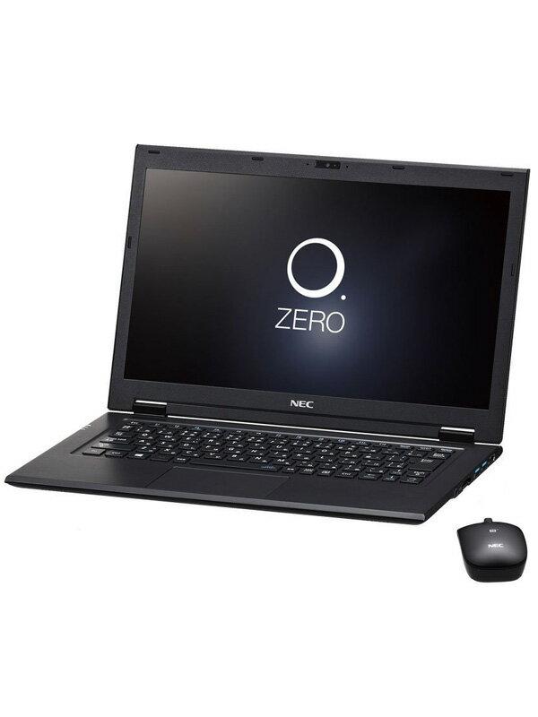 �yNEC�z�G�k�C�[�V�[�wLAVIE Smart HZ [Hybrid ZERO]�xPC-SN256Y3A7-2 Windows10 �X�g�[���u���b�N 13.3�^WQHD SSD256GB Office �m�[�gPC�y���Áz