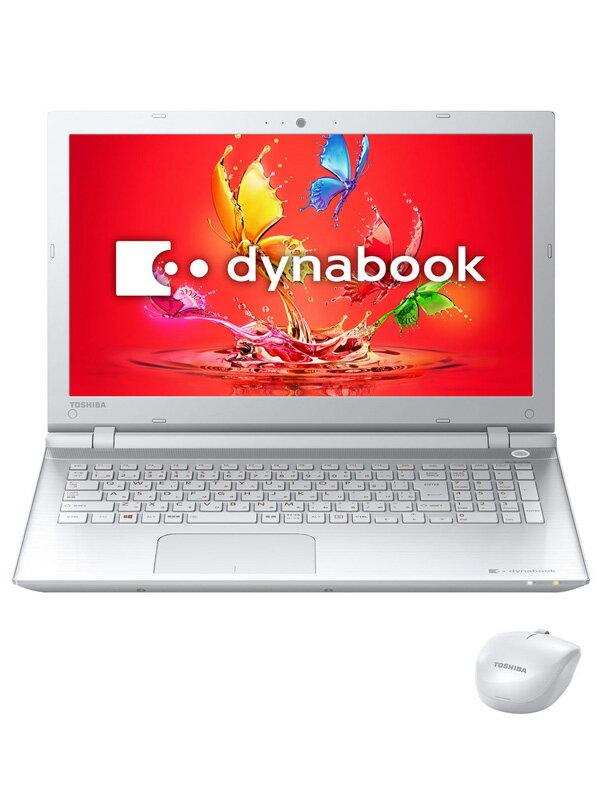 �yTOSHIBA�z���Łwdynabook T55/UWS�xPT55UWS-BWA3 Windows10 �����N�X�z���C�g 15.6�^FHD Office BDXL �m�[�gPC�y�V�i�z