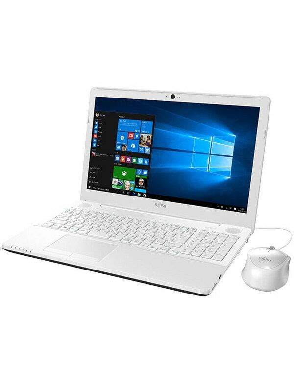 �yFUJITSU�z�x�m�ʁwFMV LIFEBOOK AH42/Y�xFMVA42YW Windows10 �v���~�A���z���C�g 15.6�^HD 1TB Office �m�[�gPC�y���Áz