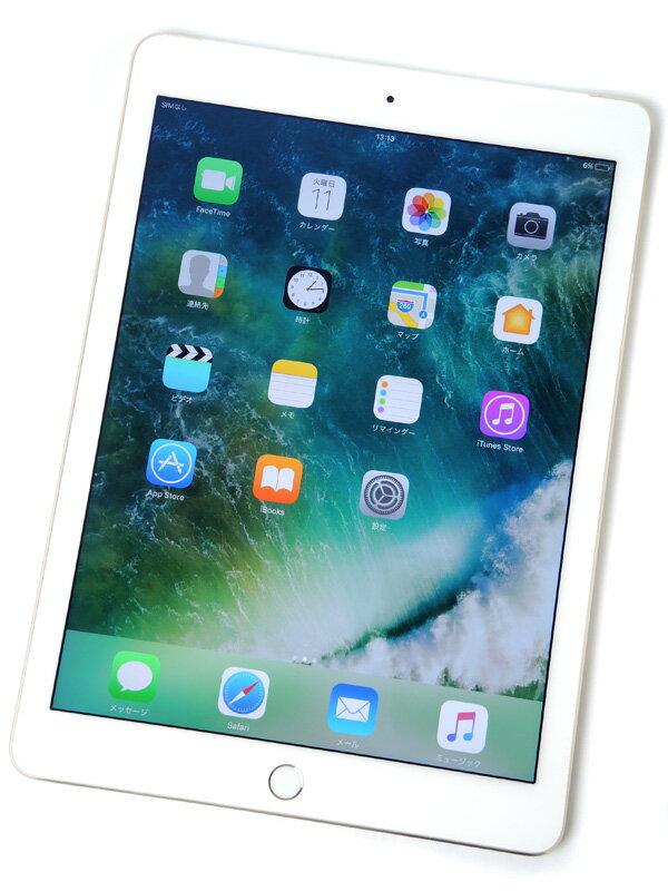 �yApple�z�A�b�v���wiPad Air 2 Wi-Fi + Cellular 128GB docomo�xMH1G2J/A �S�[���h ������ �^�u���b�g�y���Áz