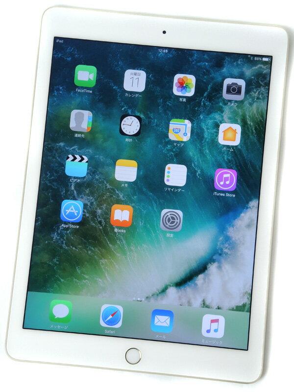 �yApple�z�A�b�v���wiPad Air 2 Wi-Fi 128GB�xMH1J2J/A �S�[���h iOS10.0.2 9.7�C���`Retina �^�u���b�g�y���Áz