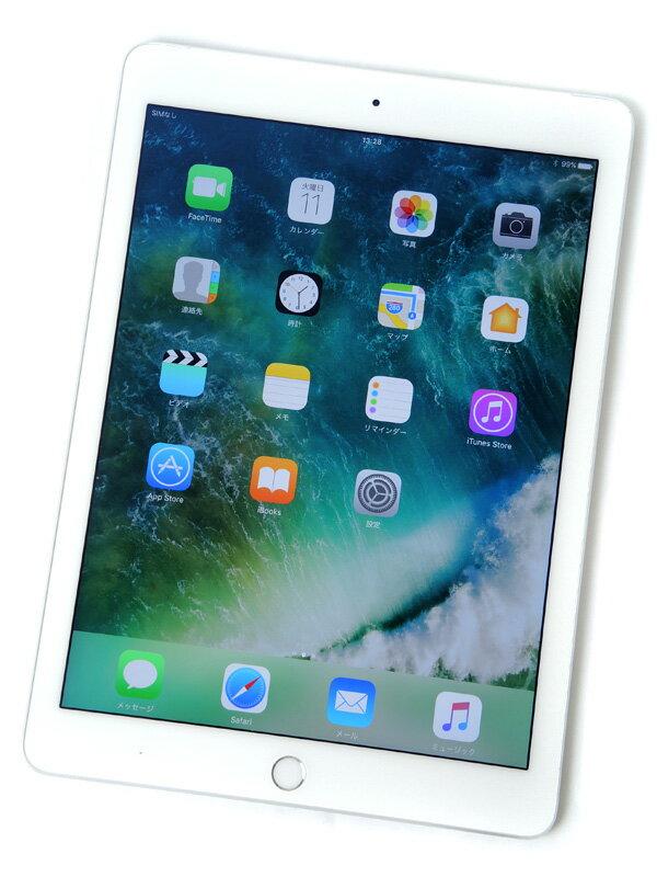 �yApple�z�A�b�v���wiPad Air 2 Wi-Fi + Cellular 128GB SoftBank�xMGWM2J/A �V���o�[ ������ �^�u���b�g�y���Áz