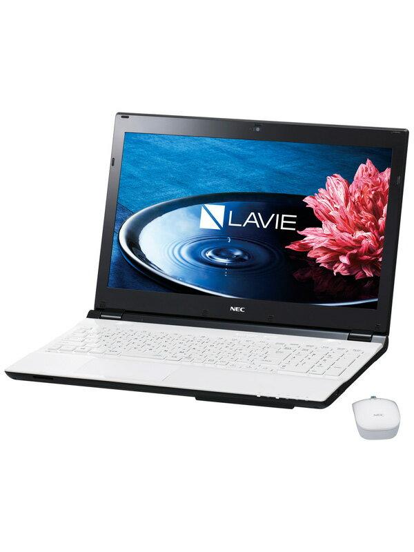 �yNEC�z�G�k�C�[�V�[�wLAVIE Note Standard NS350/EAW-Y�xPC-NS350EAW-Y Windows10Home �N���X�^���z���C�g 15.6�^�t��HD 1TB Office �m�[�gPC�y�V�i�z