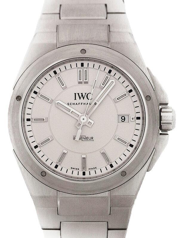 【IWC】インターナショナルウォッチカンパニー『インジュニア オートマティック』IW323904 メンズ 自動巻き 6ヶ月保証【中古】