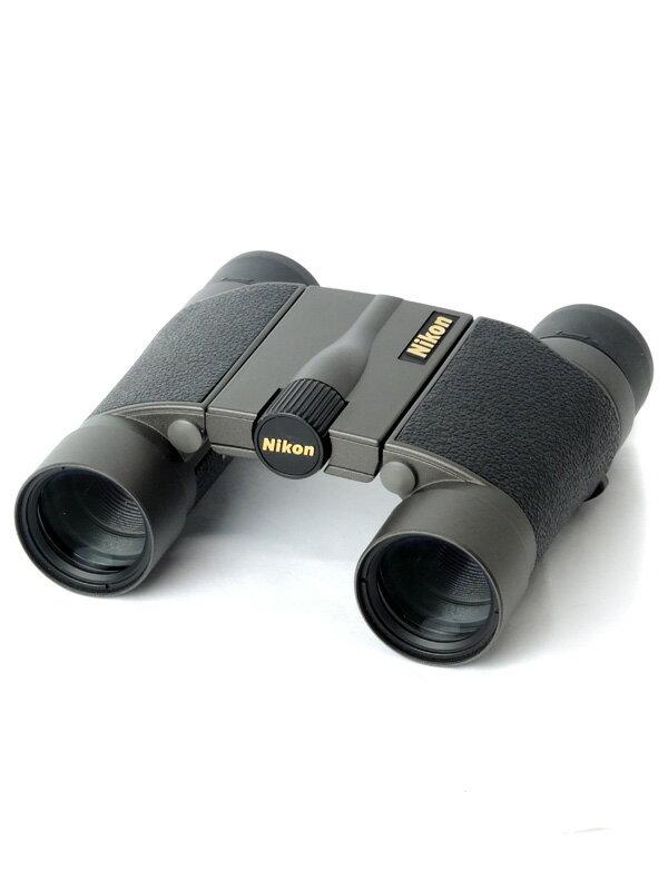 【Nikon】ニコン『10x25HG DCF』10倍 25mm ケース付 ツリヒモ付 双眼鏡 1週間保証【中古】