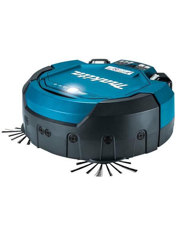 マキタ『ロボプロ』RC200DZ 18V×2個取付 2.5L バッテリ/充電器別売 ロボットクリーナー 掃除機【中古】