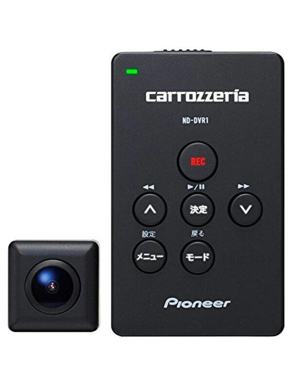 【carrozzeria】カロッツェリア『ドライブレコーダーユニット』ND-DVR1 207万画素 フルHD録画 3軸Gセンサー【新品】