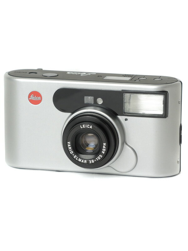 【Leica】ライカ『LEICA C1』シルバー バリオエルマー38-105mm コンパクトフィルムカメラ 1週間保証【中古】