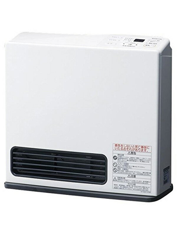 【Rinnai】リンナイ『ガスファンヒーター』SGF-4051AR 13A 都市ガス用 〜15畳 1.5mコード付属 SRC-363E同等品【中古】