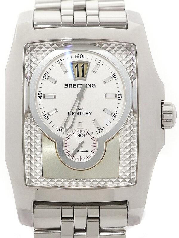 【BREITLING】【仕上済】ブライトリング『ベントレー フライングB』A28362 メンズ 自動巻き 3ヶ月保証【中古】