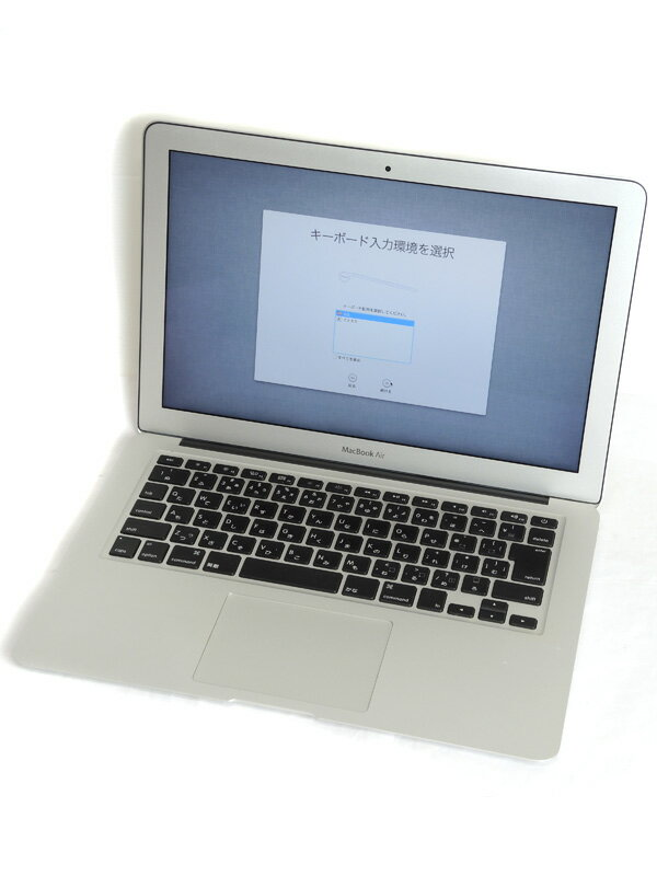 【Apple】アップル『MacBook Air 1800/13.3』Z0ME0J/A Mid 2011 256GB Lion ノートPC【中古】