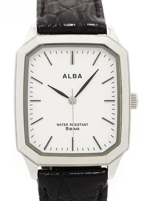 【SEIKO】【'15年購入】セイコー『アルバ』AEFK406 メンズ クォーツ 1週間保証【中古】