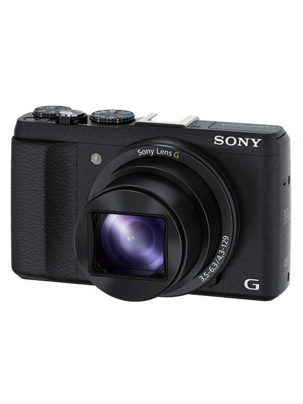 ソニー『Cyber-shot(サイバーショット)』DSC-HX60V 光学30倍 Wi-Fi デジタルカメラ【中古】