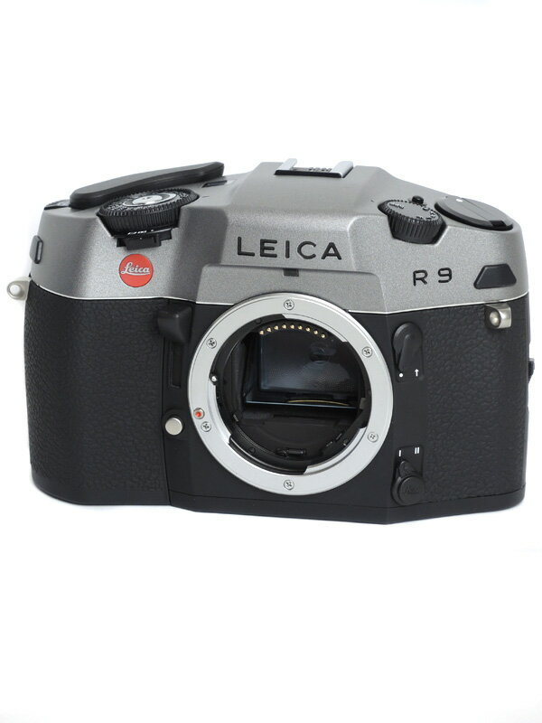 【Leica】ライカ『LEICA R9』10090 アンスラサイト マニュアルフォーカス フィルム一眼レフカメラ 1週間保証【中古】