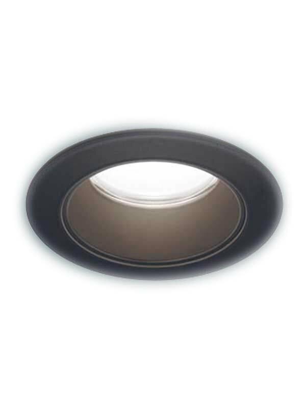 パナソニック『天井埋込型 LED(白色) ダウンライト』NNN71261BLE1 白熱灯60形相当 φ75 45°【中古】