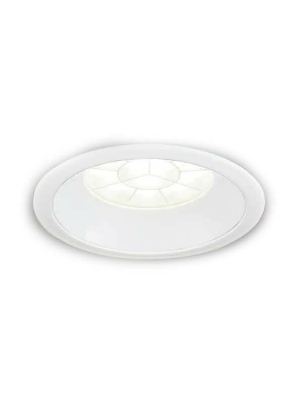 東芝ライテック『LED屋内照明器具ダウンライト』LEDD-70001FW-LS9 昼白色 LEDダウンライト【中古】
