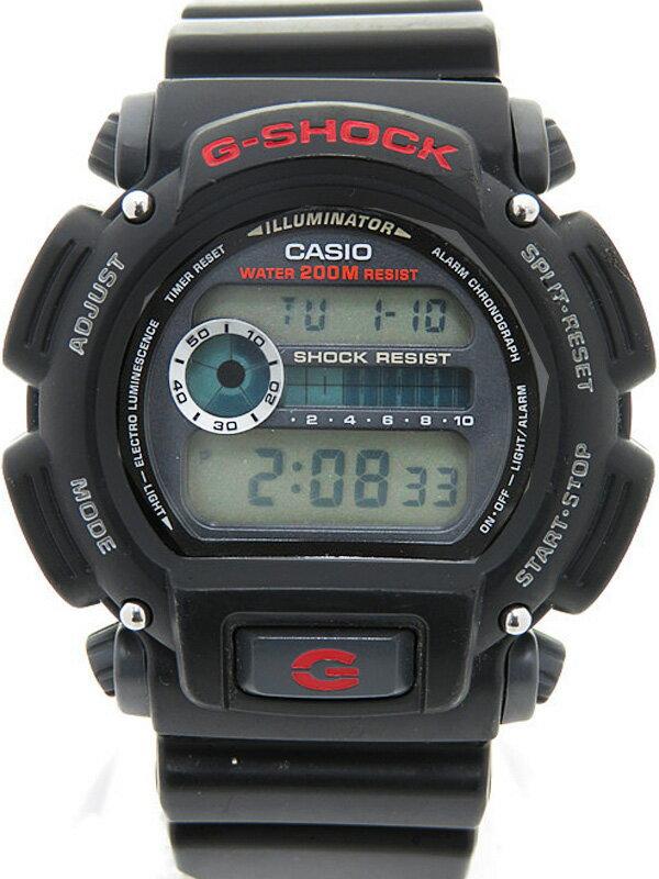 【CASIO】【G-SHOCK】カシオ『Gショック』DW-9052-1V メンズ クォーツ 1週間保証【中古】