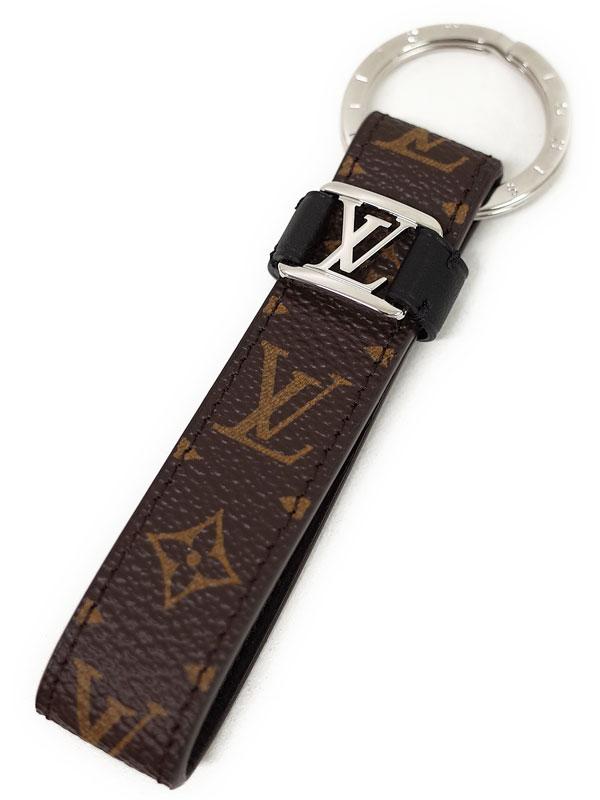 【Louis Vuitton】ルイヴィトン『キーホルダー LV ドラゴンヌ』M62709 メンズ 1週間保証【中古】