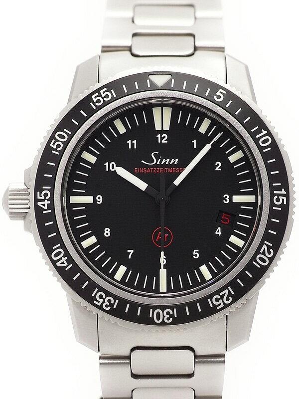 【Sinn】【'15年購入】【美品】ジン『EZM-3』603 メンズ 自動巻き 3ヶ月保証【中古】