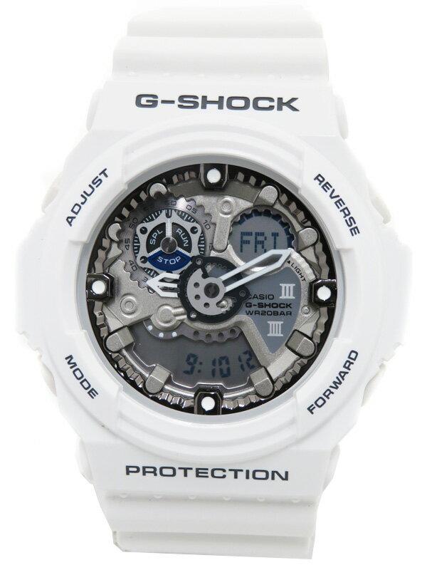【CASIO】【G-SHOCK】【美品】カシオ『Gショック』GA-300-7AJF メンズ クォーツ 1週間保証【中古】