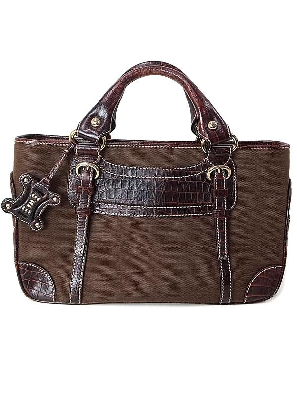 【CELINE】セリーヌ『ブギーバッグ』134022 レディース ハンドバッグ 1週間保証【中古】