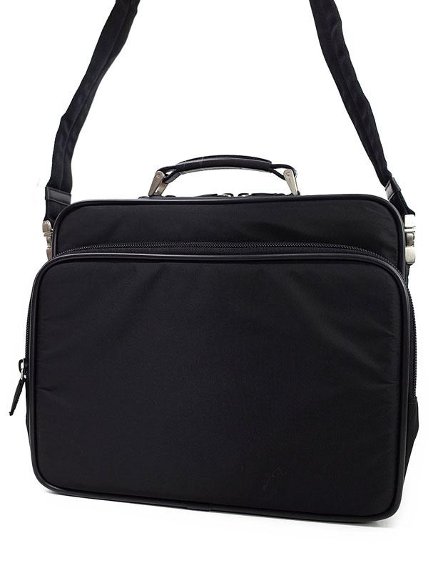 【PRADA】プラダ『2WAYブリーフケース』V285 メンズ ビジネスバッグ 1週間保証【中古】