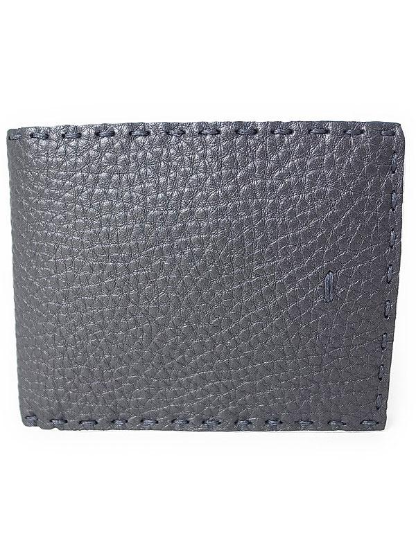【FENDI】フェンディ『セレリア 二つ折り短財布』7M0194 メンズ 1週間保証【中古】