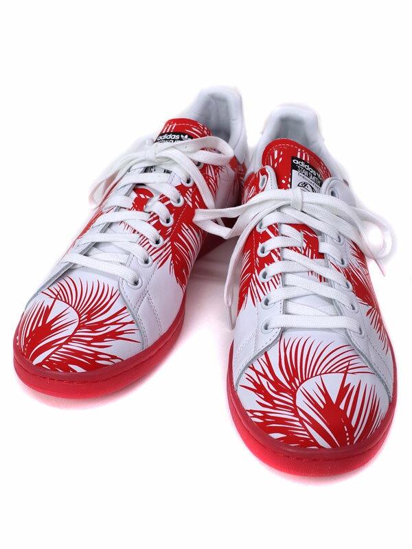 【adidas×BBC PALM TREE】【StanSmith】アディダス『スタンスミス size27.0cm』S82072 メンズ スニーカー 1週間保証【中古】