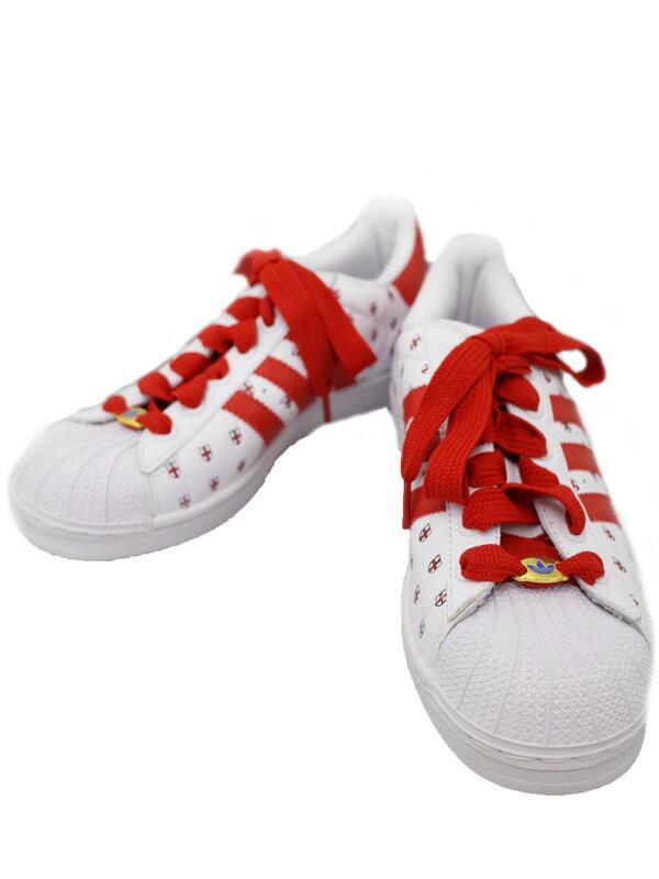 【adidas】アディダス『S35S LONDON スーパースター Size 24cm』114188 メンズ スニーカー 1週間保証【中古】