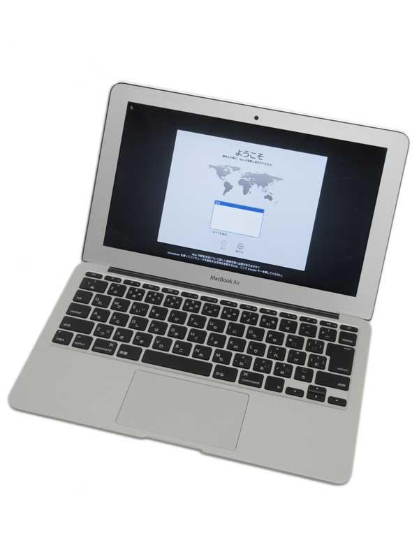【Apple】アップル『MacBook Air 1400/11.6』MD711J/B Early 2014 128GB Marvericks ノートPC【中古】