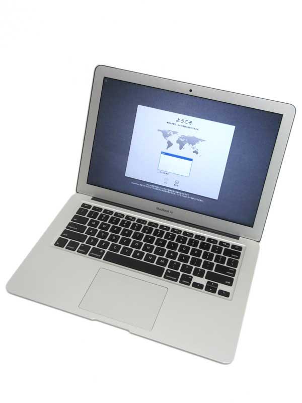 【Apple】アップル『MacBook Air 1800/13.3』MD232JA/A Mid 2012 256GB MountainLion ノートPC【中古】