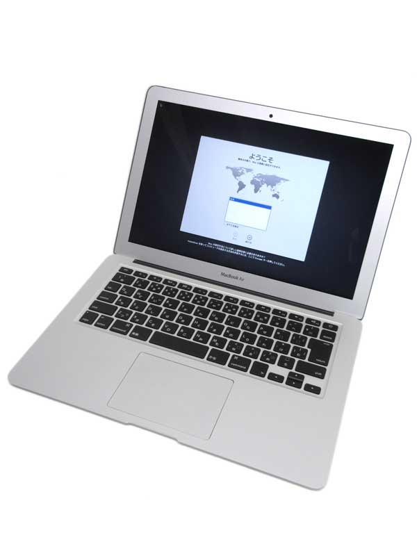 【Apple】アップル『MacBook Air 1400/13.3』MD760J/B Early 2014 128GB Mavericks ノートPC【中古】