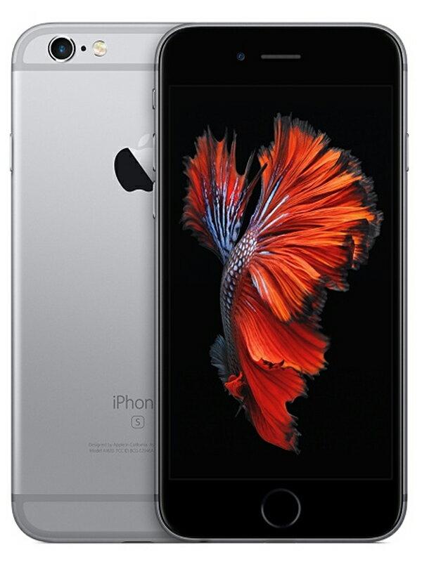 【Apple】アップル『iPhone 6s 16GB Softbank』MKQJ2J/A スペースグレイ 4.7型 白ロム ○判定 スマートフォン【新品】