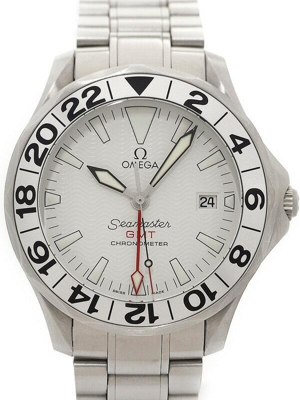 【OMEGA】オメガ『シーマスター プロフェッショナル GMT』2538.20 メンズ 自動巻き 3ヶ月保証【中古】