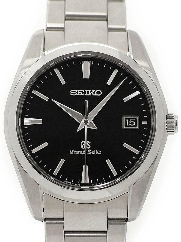 【SEIKO】【GS】セイコー『グランドセイコー』SBGX061 メンズ クォーツ 3ヶ月保証【中古】