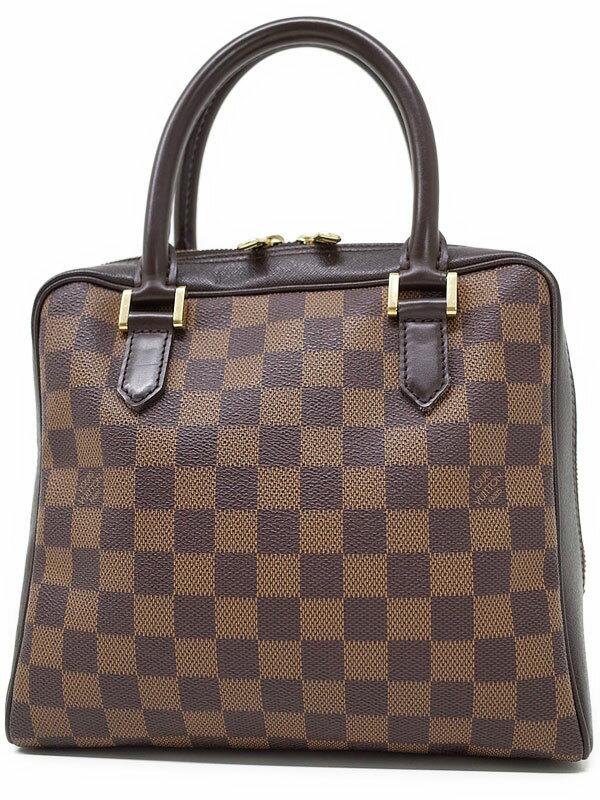 【LOUIS VUITTON】ルイヴィトン『ダミエ ブレラ』N51150 レディース ハンドバッグ 1週間保証【中古】
