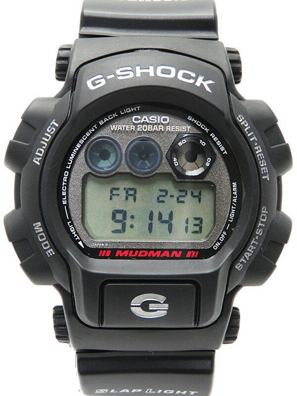 【CASIO】【G-SHOCK】カシオ『Gショック マッドマン』DW-8400Z-1T メンズ クォーツ 1週間保証【中古】