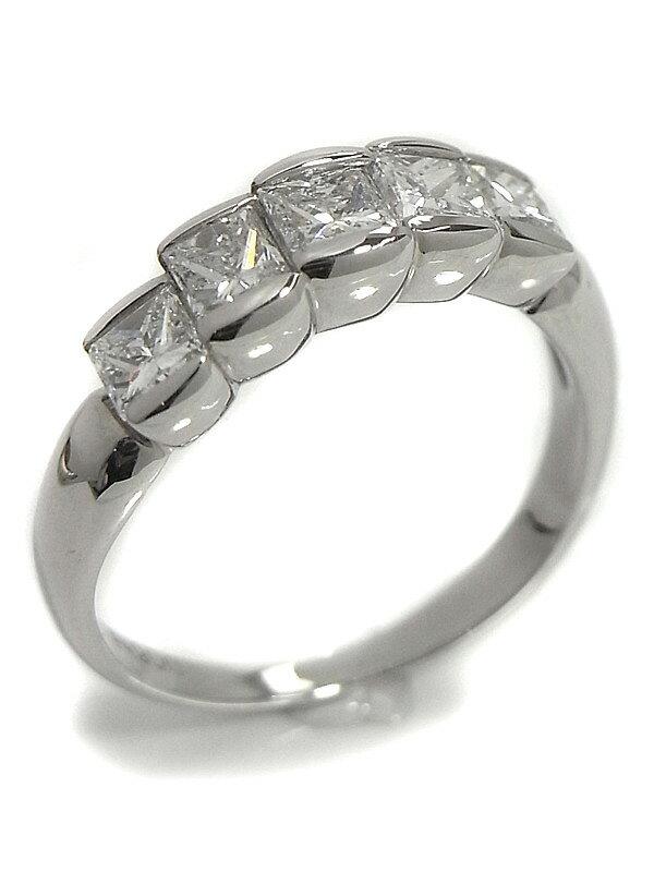 セレクトジュエリー『PT900リング ダイヤモンド1.503ct』13号 1週間保証【中古】