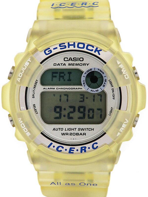 【CASIO】【G-SHOCK】【イルカクジラモデル】カシオ『Gショック イルクジモデル』DW-9200K-2BT メンズ クォーツ 1週間保証【中古】