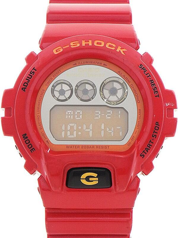 【CASIO】【G-SHOCK】カシオ『Gショック クレイジーカラーズ』DW-6900CB-4JF メンズ クォーツ 1週間保証【中古】