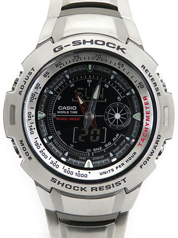 【CASIO】【G-SHOCK】【電池交換済】カシオ『Gショック』G-700D-1AJF メンズ クォーツ 1週間保証【中古】