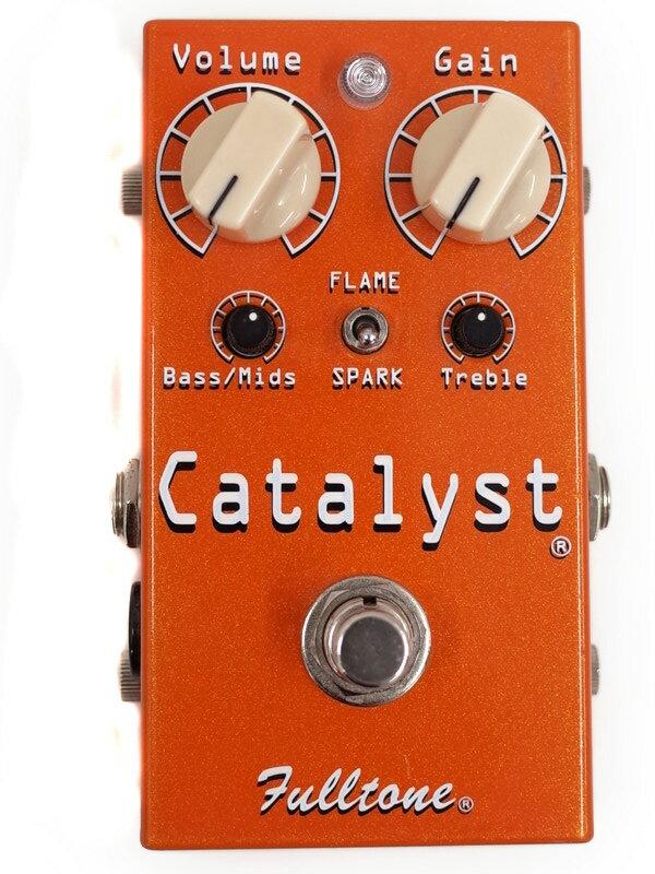 【Fulltone】フルトーン『ディストーション』Catalyst エフェクター 1週間保証【中古】