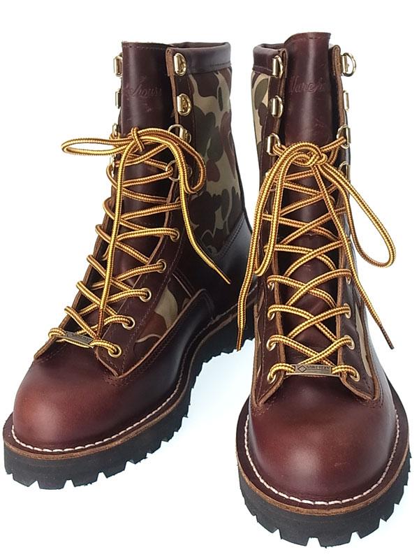 【Danner】ダナー『WAREHOUSEコラボ ウィンター ライト カモ Size US8 1/2』33419 メンズ ブーツ 1週間保証【中古】