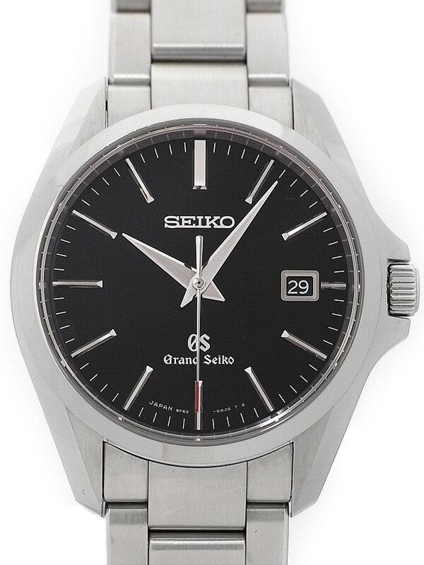 【SEIKO】【GS】【電池交換済】セイコー『グランドセイコー』SBGX083 メンズ クォーツ 3ヶ月保証【中古】