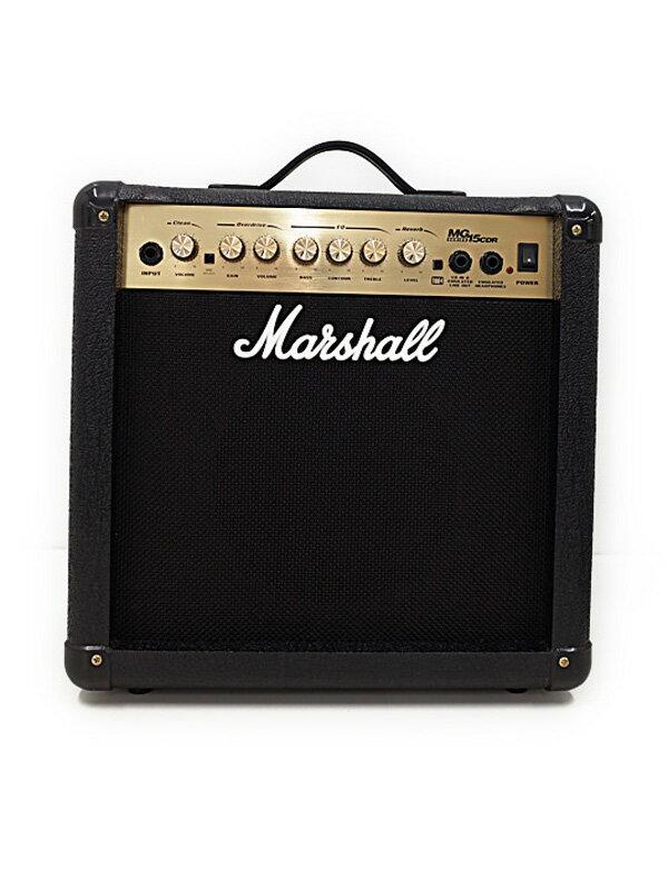 【Marshall】マーシャル『ギターアンプ』MG15CDR 1週間保証【中古】